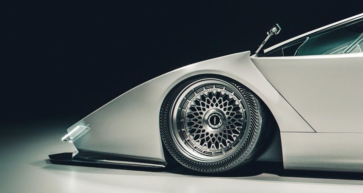 Une Lamborghini Countach du futur, ça donnerait quoi ?