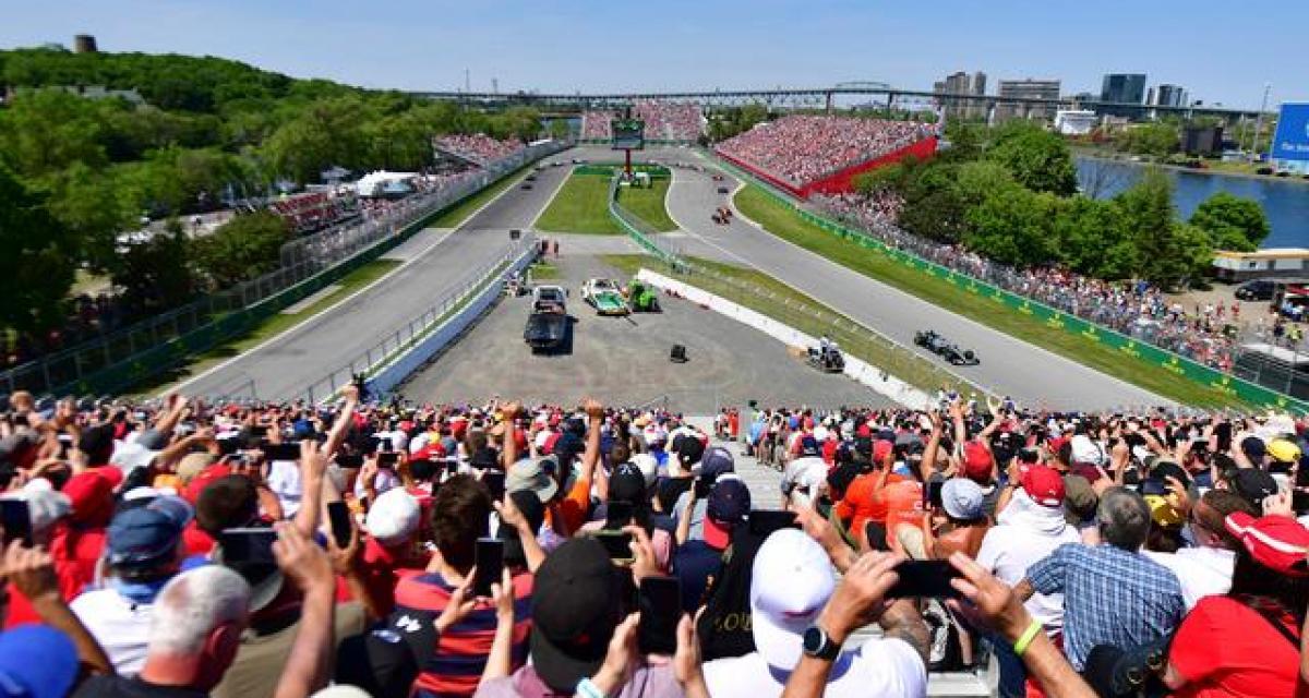 F1 - Coronavirus : le sort du GP du Canada scellé avant le 12 avril
