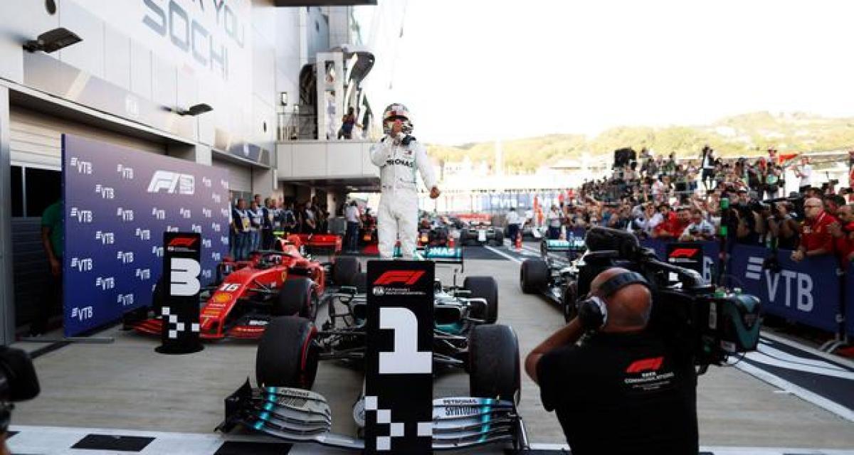 """Pour Massa, Hamilton """"pourrait démolir mentalement Leclerc"""""""