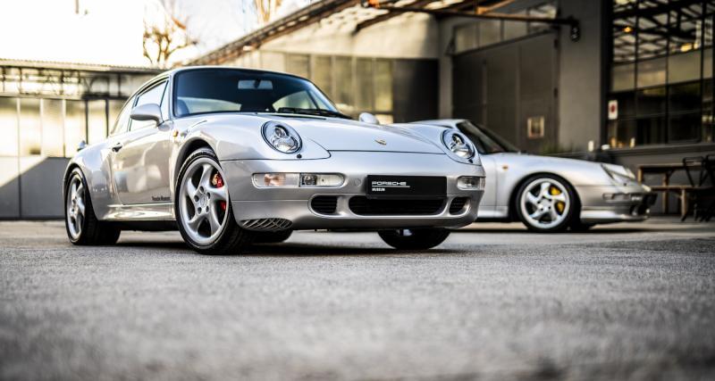 Porsche 911 type 993 turbo