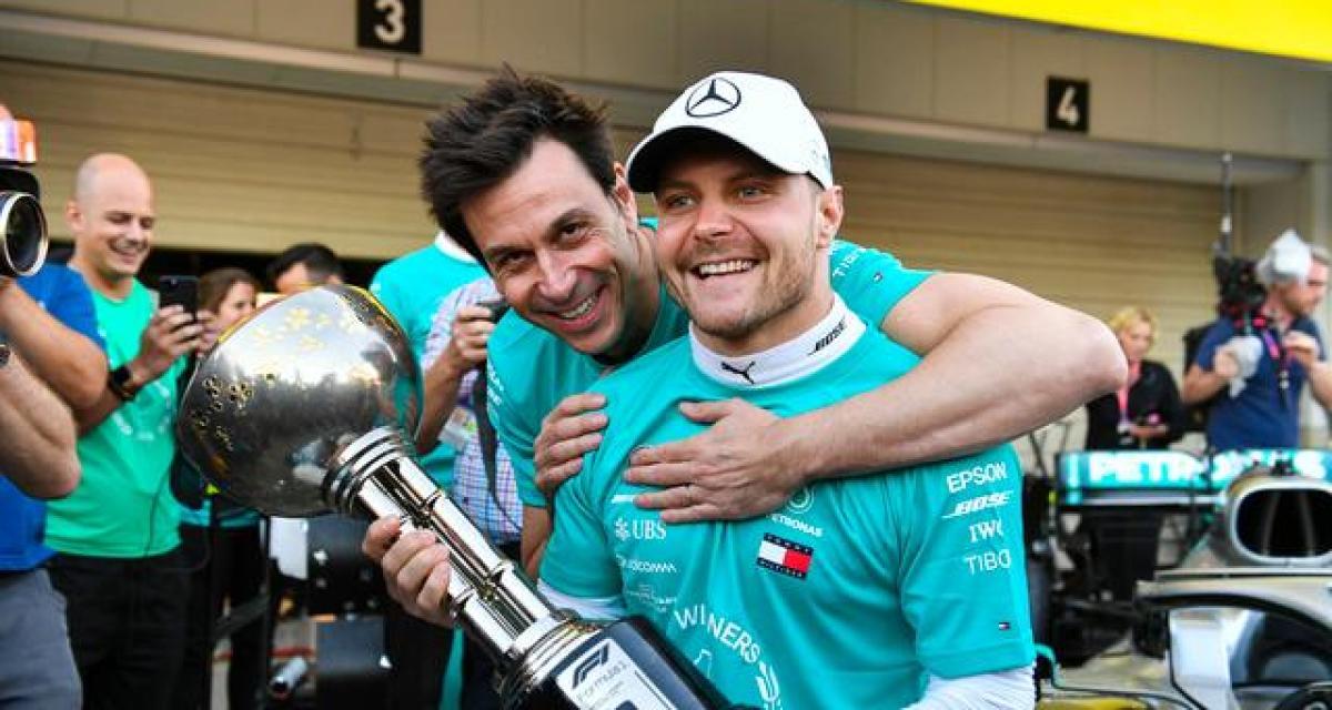 F1 : Wolff ne devrait pas signer pour Aston Martin