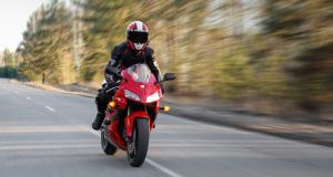 Un motard flashé à 251 km/h en Suzuki GSXR sur la N20 !
