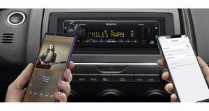 Sony commercialise un autoradio numérique idéal pour les youngtimers