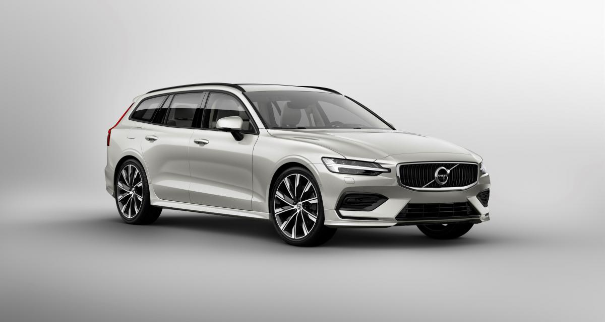Volvo V60 Cross Country (2020) : il débarque en France avec un seul moteur