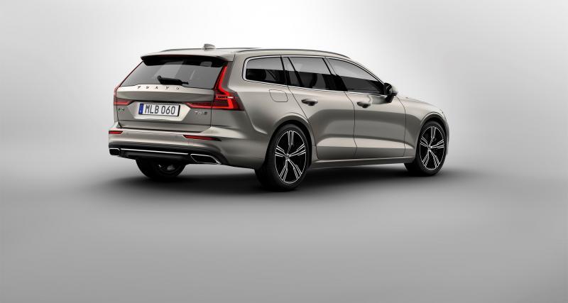 Volvo V60 à partir de 40 400 €