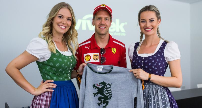 F1 : Ecclestone conseille à Vettel de quitter Ferrari