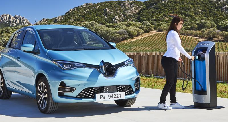 Points de recharge pour voiture électrique : 3 régions particulièrement bien dotées en France