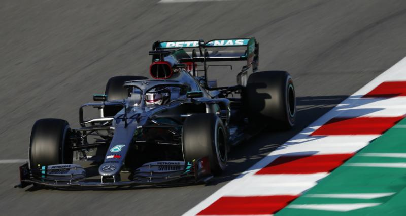 La F1 contribue dans la lutte contre le coronavirus