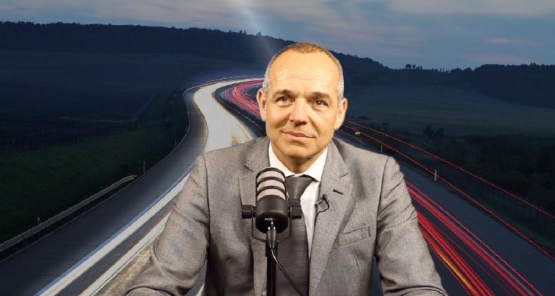"""Rencontre avec Louis-Carl Vignon, Président de Ford France :""""Le Mach-E incarne la façon dont on veut affronter le futur"""""""
