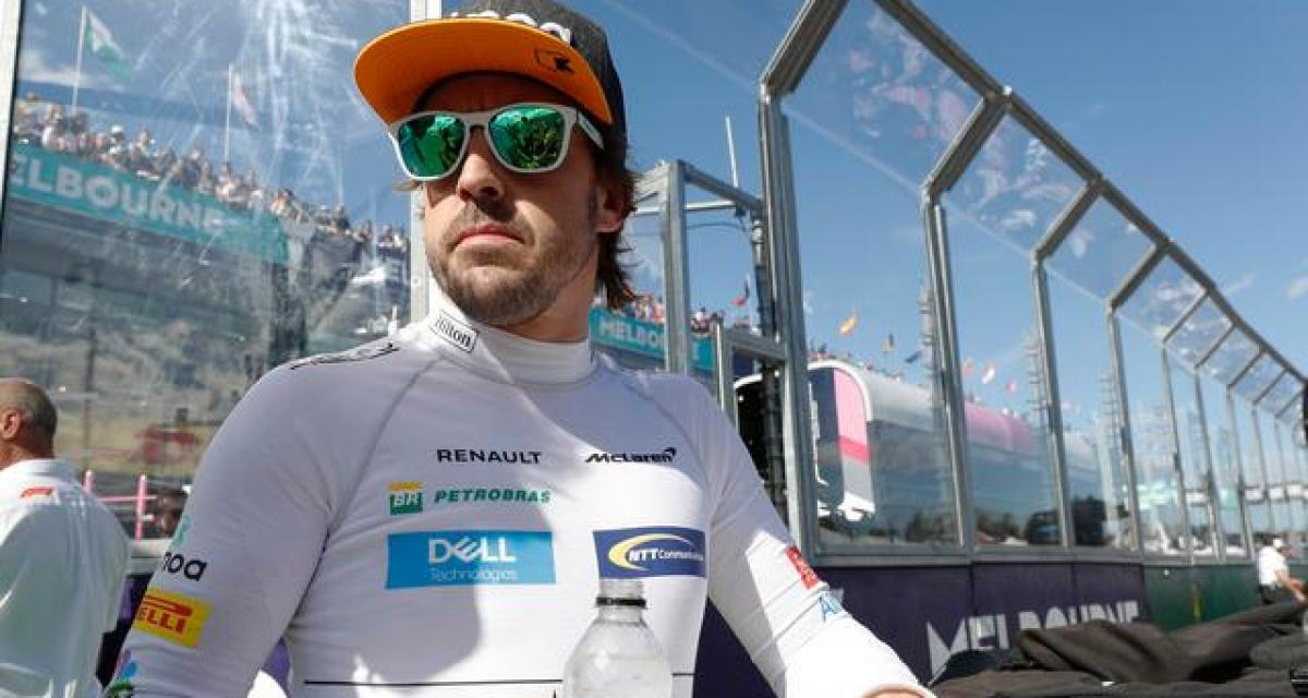 F1 : Alonso fait un don important à l'UNICEF
