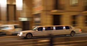 Barcroft Cars invente la limousine tout-terrain !