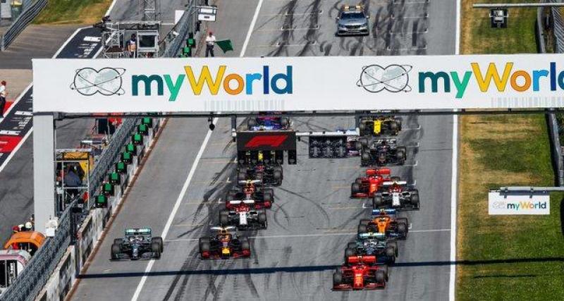 F1 : la FIA reporte le futur règlement technique de 2021 à 2022