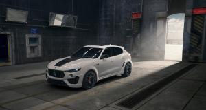 Maserati Levante by Novitec : quand les allemands s'occupent du SUV italien