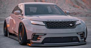 Range Rover Velar et Chevrolet Tahoe : les SUV en mode tondeuse à gazon