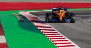 F1 : McLaren adopte des mesures économiques pour faire face au coronavirus