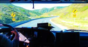 Sébastien Chabal futur chauffeur poids lourd, le poisson d'avril qui fait du bien