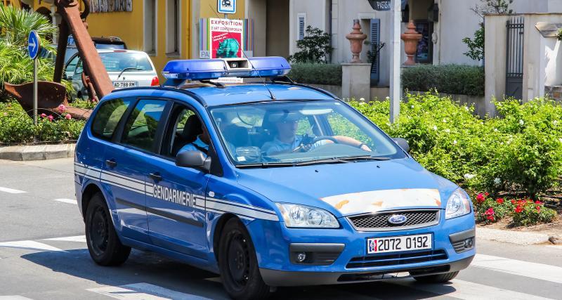 Confinement : 60 000 gendarmes sur les routes pour les vacances de Pâques
