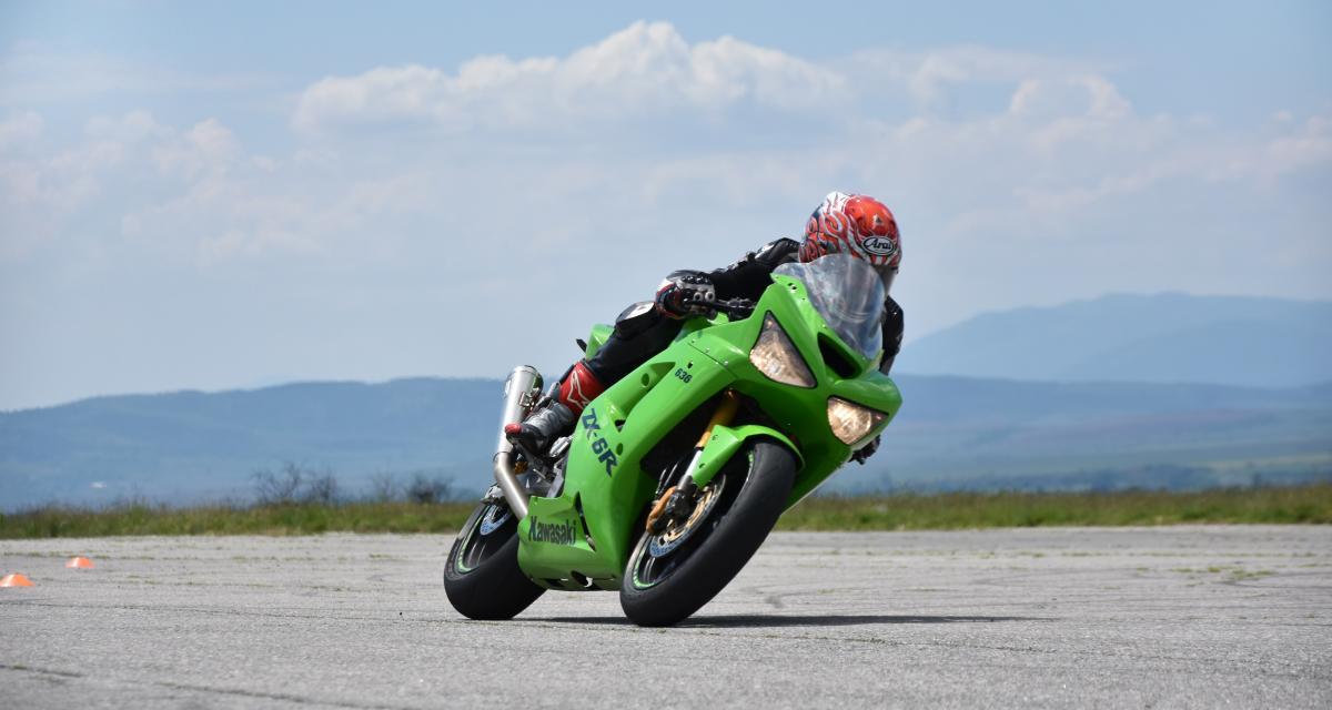 Confinement : flashé à 255 km/h au guidon de sa moto !