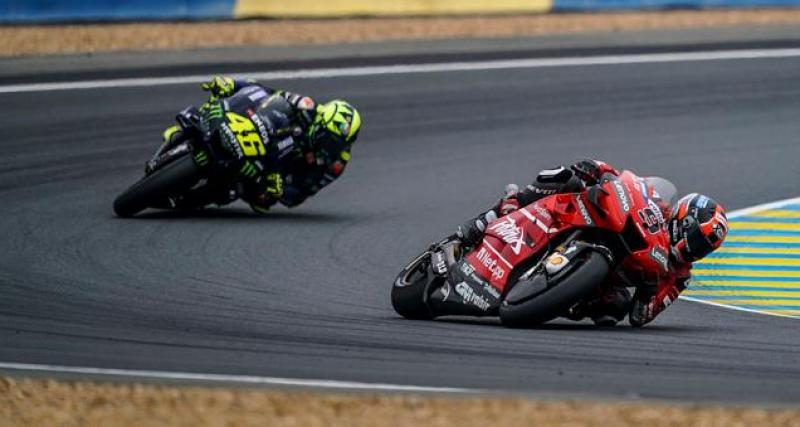MotoGP : le GP de Catalogne bientôt repoussé ?