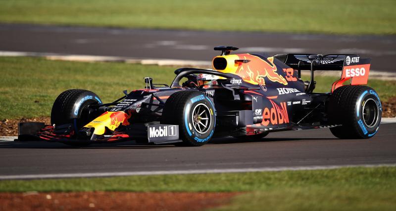 La F1 n'est pas menacée pour Horner