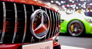 Flashé à 250 km/h en Mercedes C63 AMG : arrêté par le GIGN