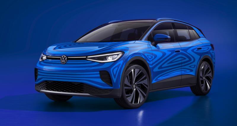 Volkswagen ID.4 : des nouvelles fraîches du SUV 100% électrique