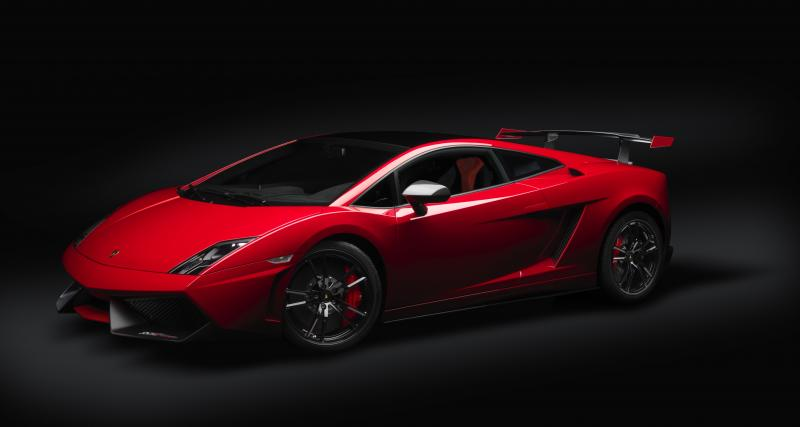 Lamborghini modifiée : la puissance d'une Bugatti Chiron pour un dixième de son prix !