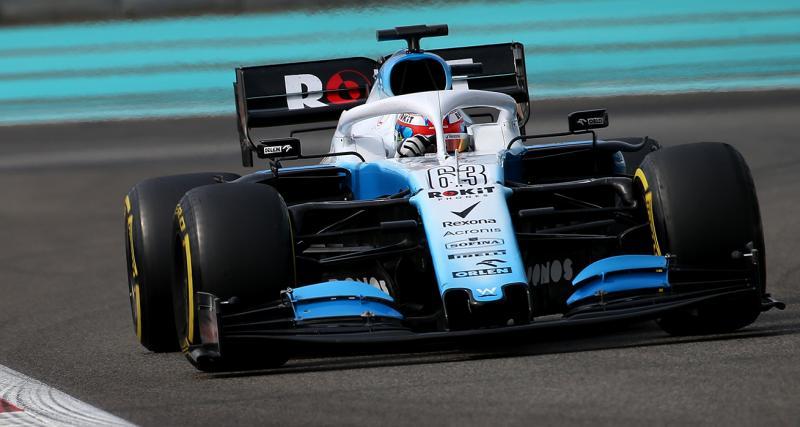F1 - Coronavirus : Williams doit recourir au chômage partiel