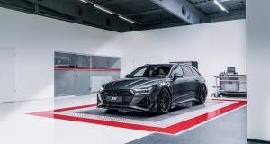 Audi RS6-R par ABT Sportsline : une série limitée de référence