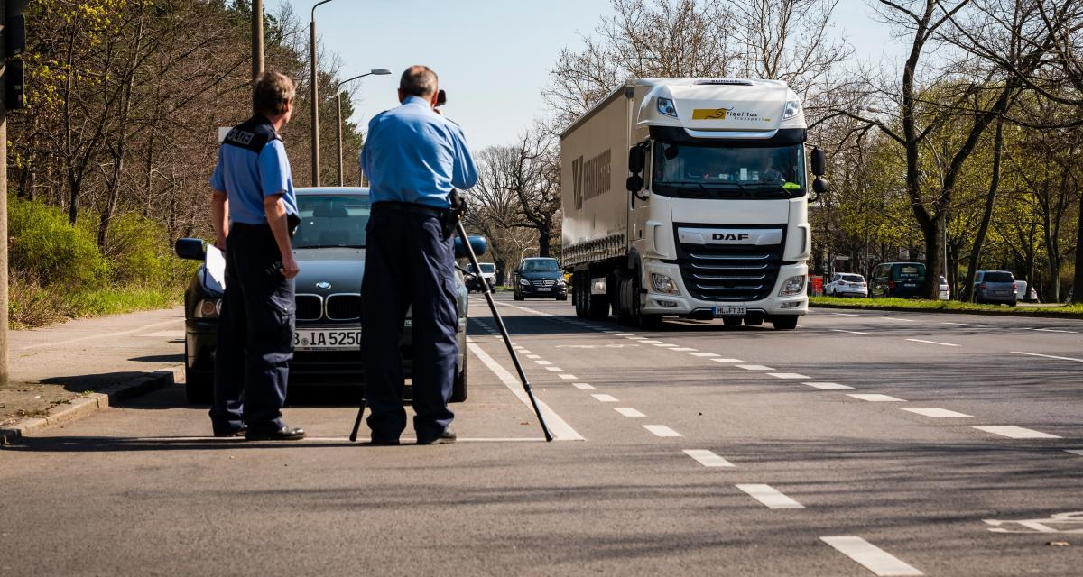 Confinement : le maire d'une ville normande contrôlé à 158 km/h sur une route limitée à 70 !