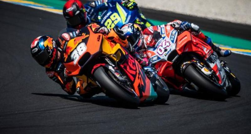 MotoGP : les GP de Catalogne et d'Italie reportés