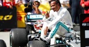 """F1 - Ecclestone : """"Hamilton sera champion avec 8 ou 16 courses"""""""