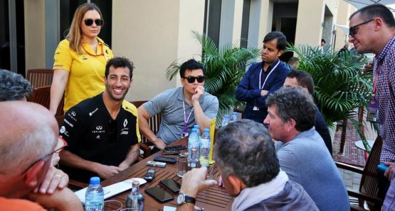 L'analyse de Daniel Ricciardo