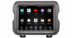 Linkswell commercialise un autoradio Android spécial Jeep Wrangler