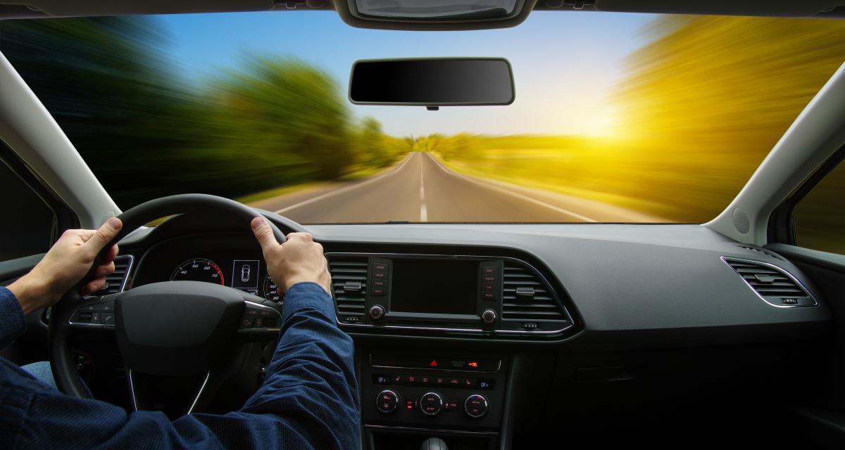 Confinement : flashé à 144 km/h sur une route limitée à 50 km/h !