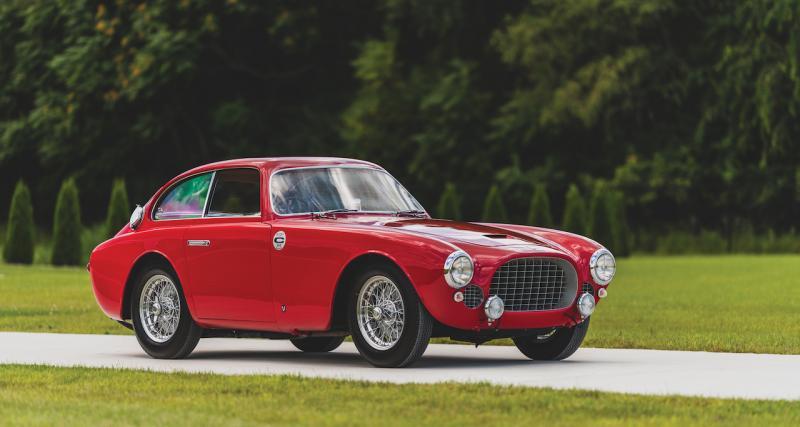 Ferrari 225 S Berlinetta : presque 70 ans et pas une ride !