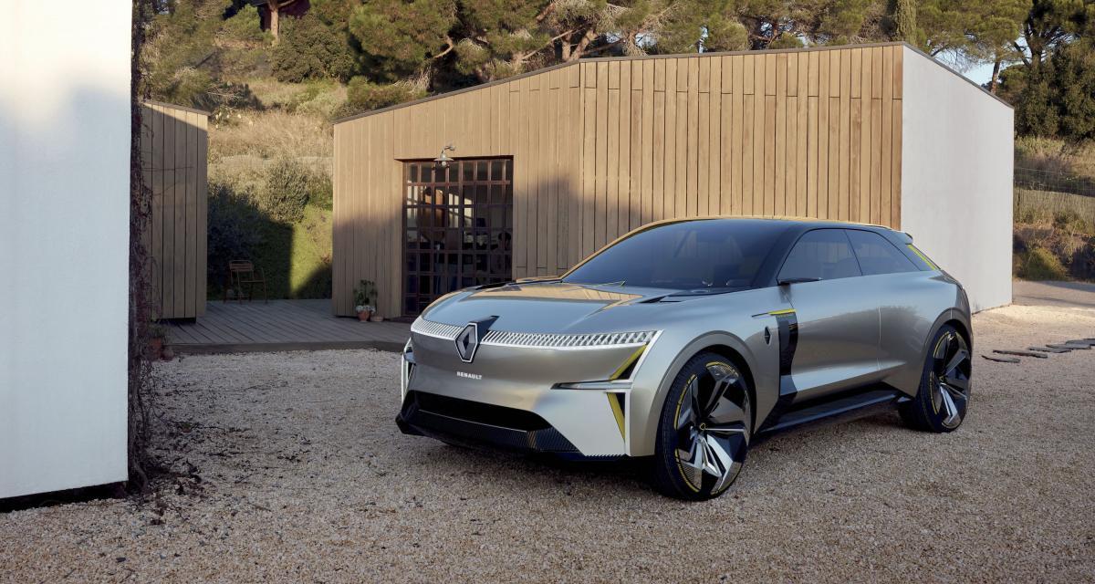 Renault : un SUV électrique avec 600 km d'autonomie présenté en 2020 ?