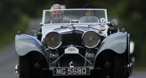 Jaguar SS 100 : les premiers pas vers la sportivité chez Jaguar