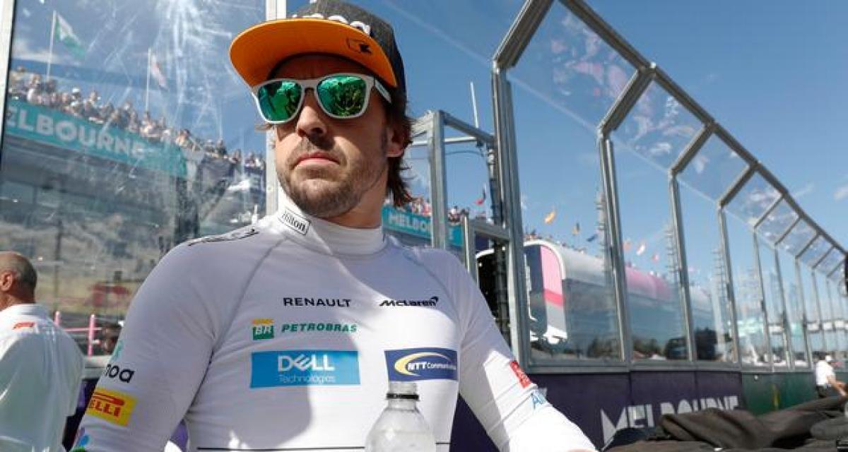 F1 : Briatore regrette amèrement le passage d'Alonso chez McLaren