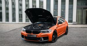 BMW M5 Hurricane RS by G-Power : 840 ch pour le Graal de la berline munichoise