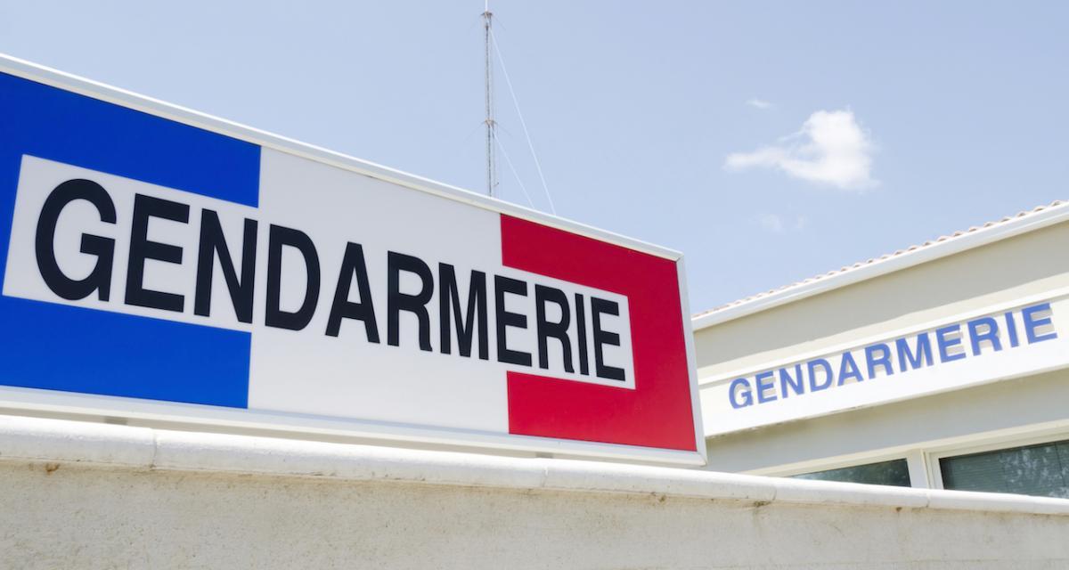 Coronavirus - Morbihan : la gendarmerie reçoit l'aide d'un lycée