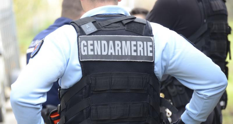 Un lycée au secours des gendarmes