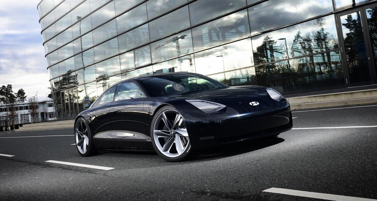 Hyundai Prophecy : le concept-car au look de 911 turbo néo-rétro en 5 points