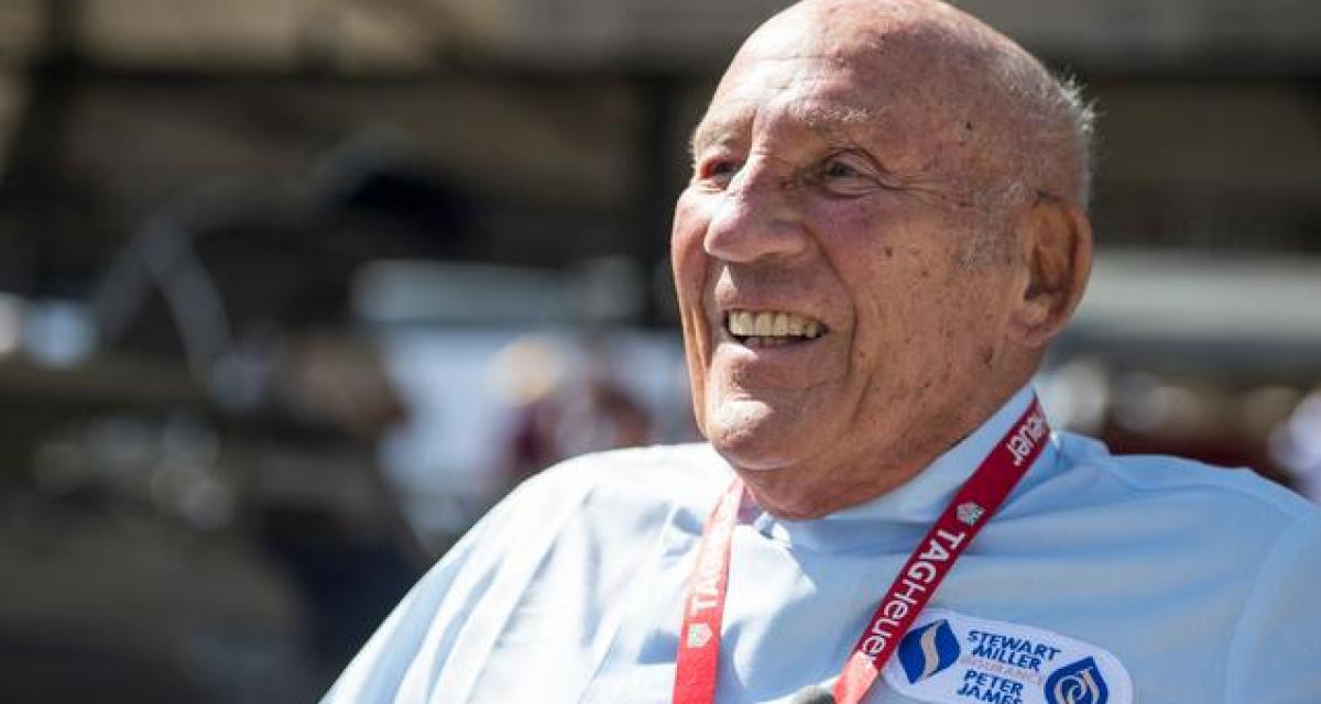 F1 : Stirling Moss est mort