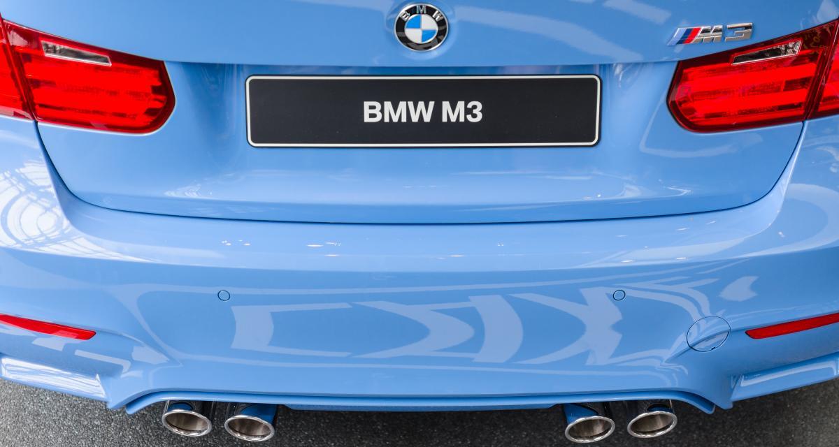 Excès de vitesse : 222 km/h en BMW M3 sur l'autoroute A8