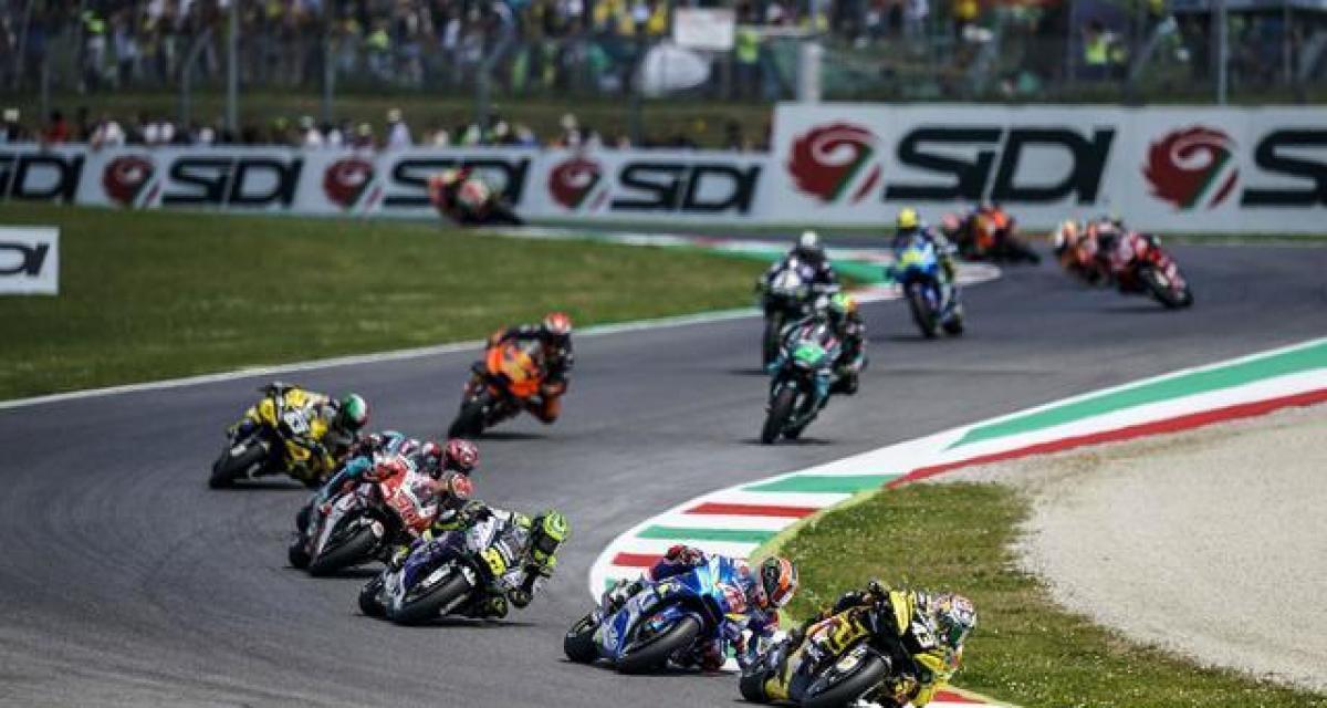 MotoGP : un nouveau calendrier à l'étude ?