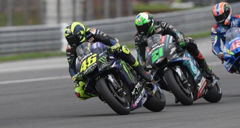 Le MotoGP prêt à reprendre du service en septembre ?
