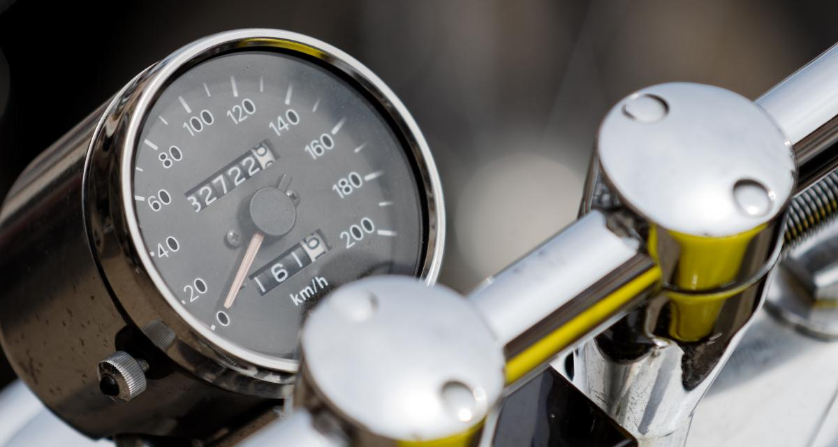 Lot-et-Garonne : les gendarmes interceptent un motard à 158 km/h