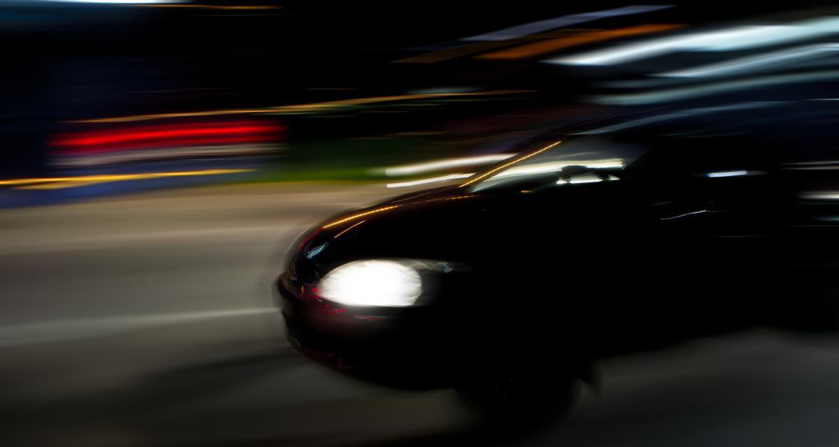 Un homme intercepté à 180 km/h sur une route à 80 !
