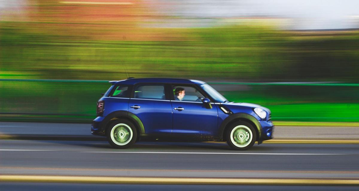Un jeune chauffard flashé à 170 km/h au lieu de 110 à Limoges !